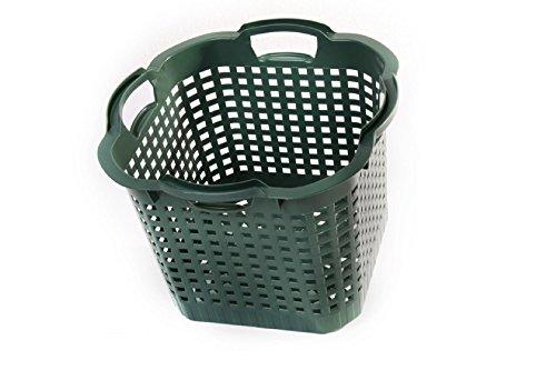 Stabiler Gartenkorb Wäschekorb Korb 25 L Kunststoff Neu