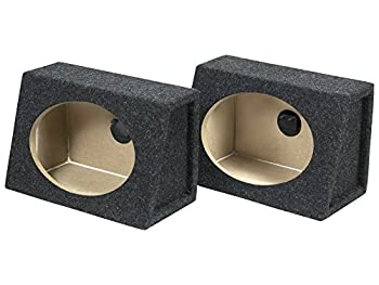 Atrend 6x9pr B Box Series 6 X 9 Inches Pair Speaker Box With Speaker Terminal 2