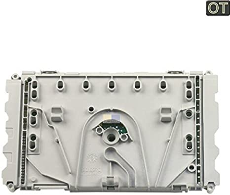 Vitrage Schauglas Porte Verre Machine À Laver Original Bauknecht 481245059812