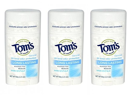 Vegan deodorant that works: Tom's Of Maine Deodorant didn't work for me