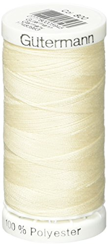 Sew-All Thread 273 Yards-Ivory (Ivory Sewing Thread)