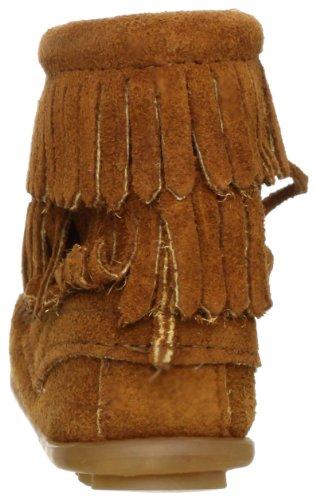 Größen Minnetonka 31 Moccasin brown suede qtww6SXP