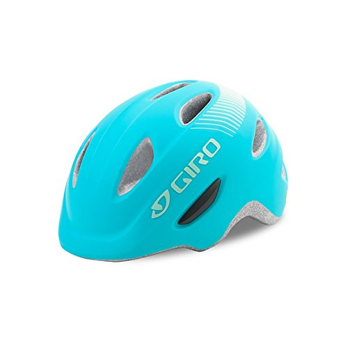 Giro Boys Bicycle Helmet - Giro Scamp MIPS Youth Bike Helmet Matte Glacier XS