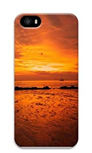 Andaman Sunset Custom iPhone 5s/5 Case Cover Polycarbonate 3D
