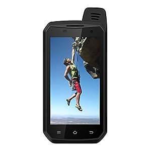 Generic B6000 Triple Proofing Phone, 4GB+64GB, IP68 Waterproof Dustproof Shockproof, 5000mAh Battery, 5.0 inch Android 6.0 MTK6755 Octa Core, Network: 4G, Dual SIM, NFC(Black)
