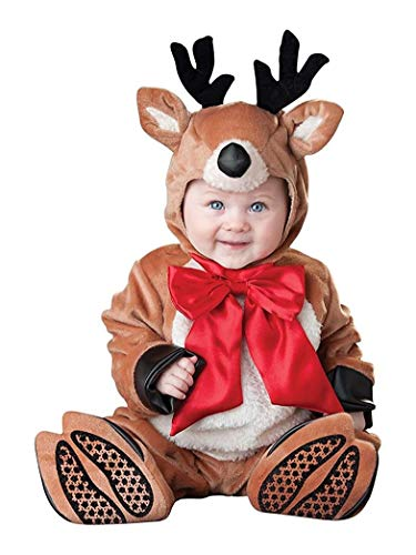 Reindeer Rascal Costume - Infant Medium