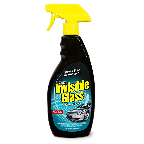 Stoner Invisible Glass Windscreen Cleaner