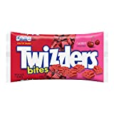 TWIZZLERS Licorice Candy Bites, Cherry, 16 Ounce