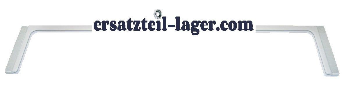 Glasplatte Leiste Rahmen Halter Schiene Kühlschrank ORIGINAL Liebherr 7412464