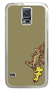 carrying Samsung Galaxy S5 covers Lab Rat Funny PC Transparent Custom Samsung Galaxy S5 Case Cover by supermalls