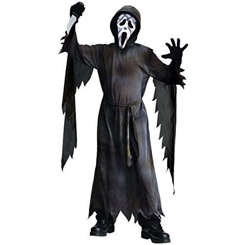 Mummy Ghost Face Costume - Medium