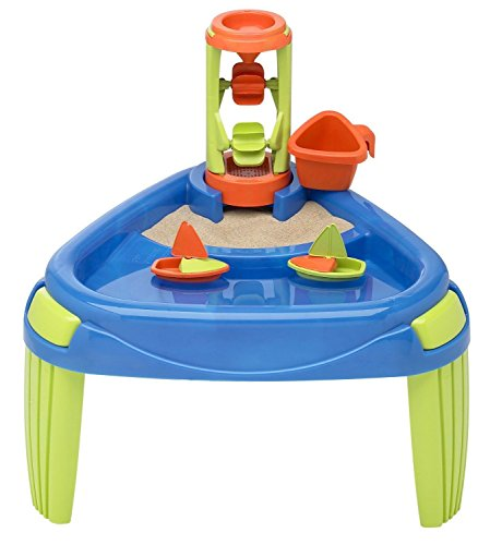 American Plastic Toy Water Wheel Play Table, Sand Box