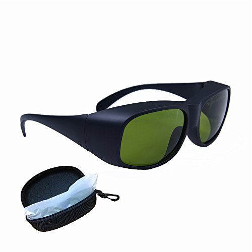 Multi Wavelength Eye Laser Protective Goggles Glasses 755&808&1064nm Nd:yag (808 Nm Laser Diode)