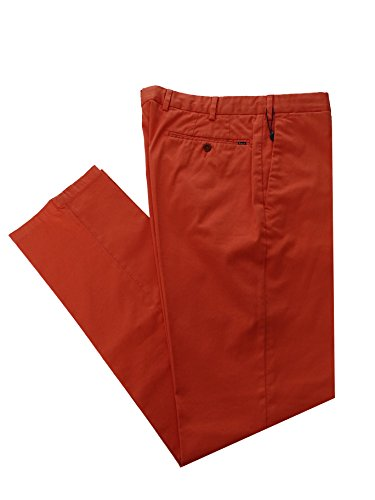Ralph Lauren Herren Hose - Chino - Prappy Pant - Medium Orange - W33 / L32