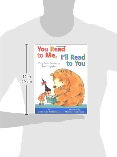 You Read to Me, I'll Read to You: Very Short Stories to Read Together by Little, Brown Books for Young Readers