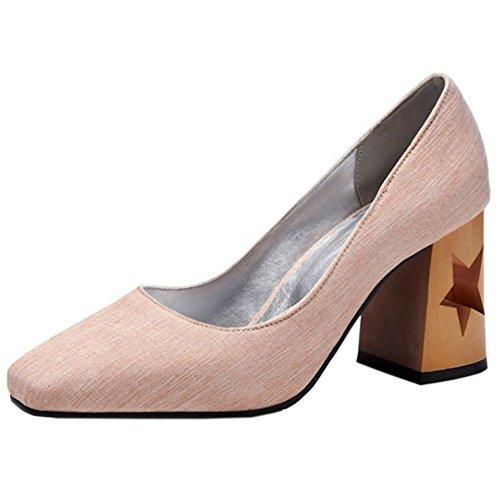 Pointue Femmes Chaussures Escarpins Pink Bout Soiree RAZAMAZA qRwxfP74E