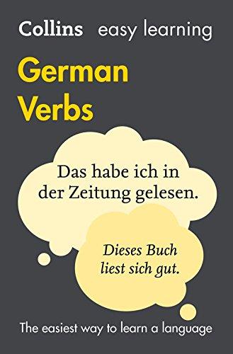 Collins Easy Learning German – Easy Learning German Verbs|-|0008158428