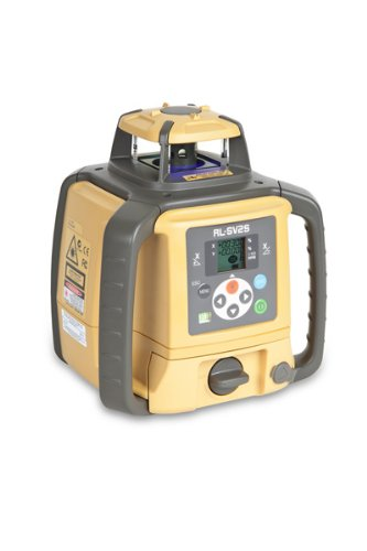 (Topcon 313990753 RL-SV2S High Accuracy and Value Dual Slope Laser Level)