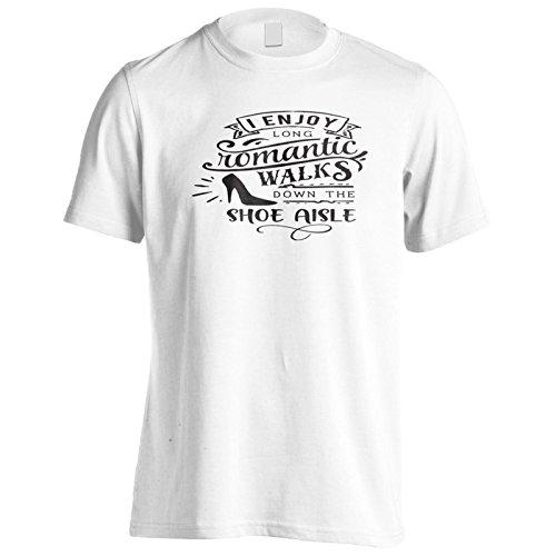 Ich Genieße Lange Romantisch Herren T-Shirt k679m