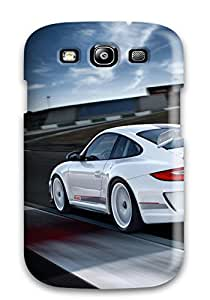 1568600K81271150 Fashion Protective Porsche Gt3 Rs 22 Case Cover For Galaxy S3