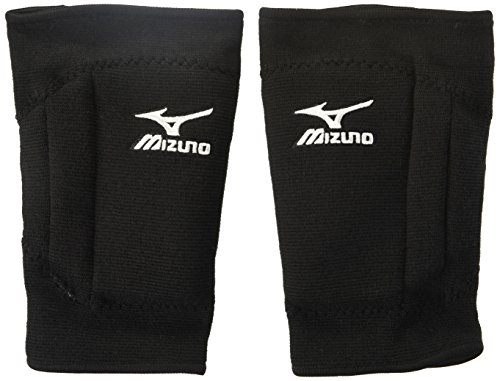 - Mizuno Youth T10 Plus Kneepad, One Size, Black