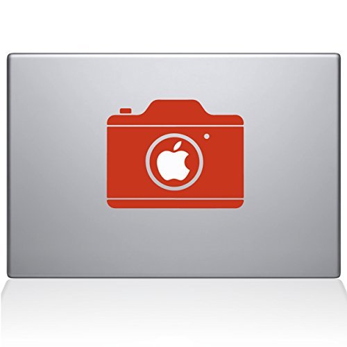 最高級 The Decal Simple Guru B0788GHYJF 2084-MAC-15X-P Simple Camera Decal Sticker Vinyl Sticker 15 Macbook Pro (2016 & newer) Orange [並行輸入品] B0788GHYJF, Golder ゴールダー:a2c3410c --- a0267596.xsph.ru