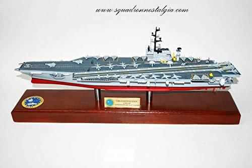 - CV-64 USS Constellation Aircraft Carrier Model