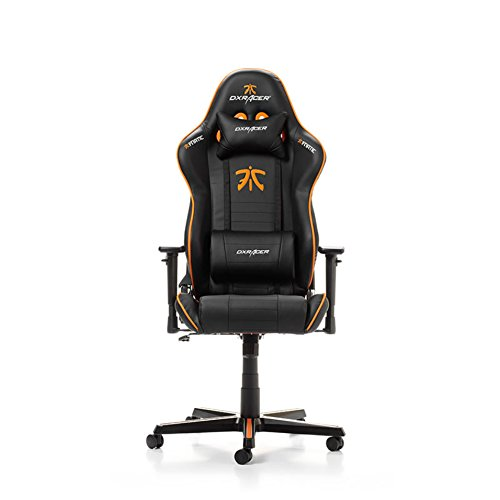 DXRacer DOH/RZ58/N FNATIC Newedge Edition Racing Bucket Seat Office Chair Gaming Chair Ergonomic Computer Chair eSports Desk Chair Executive Chair Furniture With Pillows