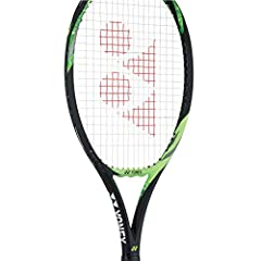 Yonex's new EZONE 100 (300G), is designed for the intermediate to advanced player looking for a modern frame with excellent maneuverability. Like previous generations of the EZONE 100, the racquet remains very user-friendly, offering excellen...