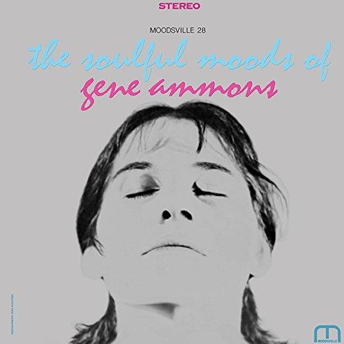 Vinilo : Gene Ammons - The Soulful Moods Of Gene Ammons (200 Gram Vinyl)