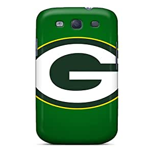 RTC2573hoQP Snap On Case Cover Skin For Galaxy S3(green Bay Packers)