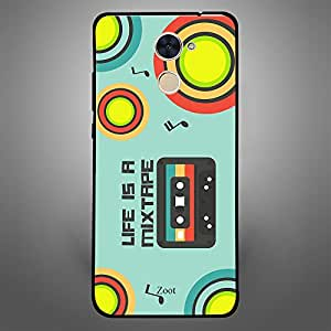 Huawei Y7 Prime Life is a Mix Tape