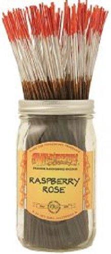 50 Wildberry Incense 11'' Sticks – Raspberry Rose