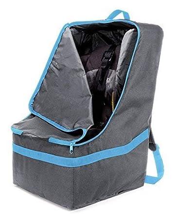 ZOHZO Car Seat Travel Bag — Adjustable, Padded