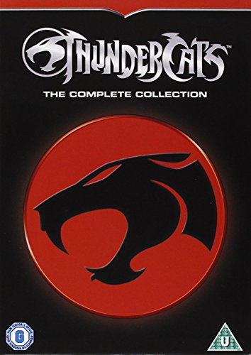 Thundercats The Complete Collection Dvd 2008 Amazon