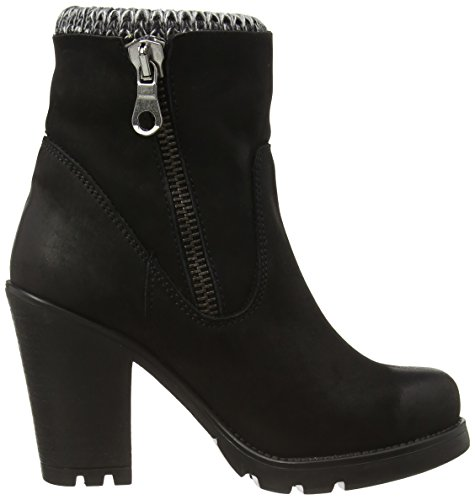 Steve MaddenSweaterr Botas al tobillo, para Mujer Negro (Cognac Leather)