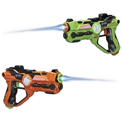 GPX Gen 1 Laser Tag Blaster, Set of 2, LT258: Toys & Games