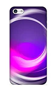 Graceyou High Quality Abstract Colors Case For Iphone 5c / Perfect Case For Lovers