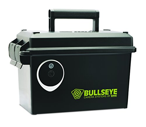 SME Bullseye - WIFI Shooting Target Camera Systems. Sight In Edition. Shooting Made Easy from SME