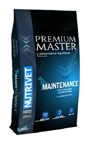Nutrivet Master Premium Viande pour Chien 26/12 15 kg 3760080531081