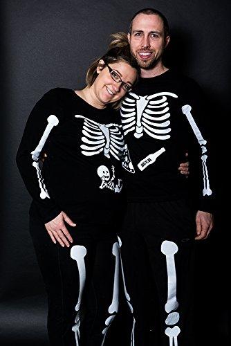 sc 1 st  Amazon.com & Amazon.com: Pregnant Skeleton Iron-on DIY: Arts Crafts u0026 Sewing