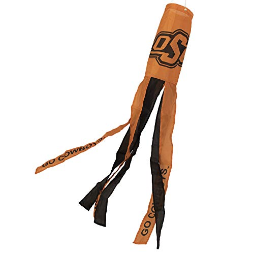 College Flags and Banners Co. Oklahoma State Cowboys Windsock ()