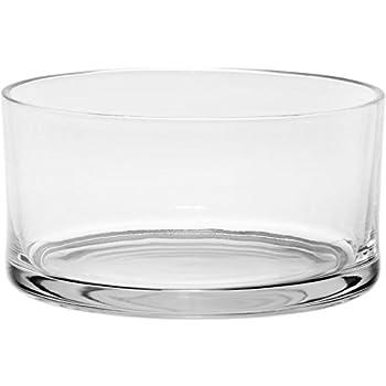Wife taken glass bowl