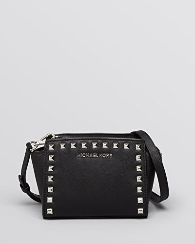 72877e2a1d94 Michael Kors Selma Mini Crossbody Bag Black - Buy Online in UAE. | Shoes  Products in the UAE - See Prices, Reviews and Free Delivery in Dubai, Abu  Dhabi, ...