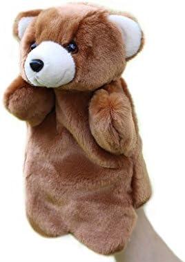 RIY Hand Puppet - Zoo Friends Animals Educational Puppets Bear