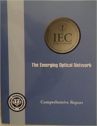 Last ned gratis epub bokThe Emerging Optical Network Comprehensive Report (Comprehensive Report series) PDF RTF DJVU