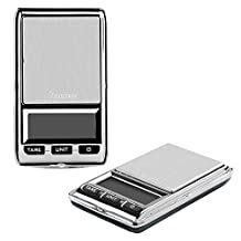 Insten Professional backlight LCD Display Digital Pocket Scale Jewelry Weight Balance Kitchen Cooking Grain Scale Gram 500g x 0.01g, Gary