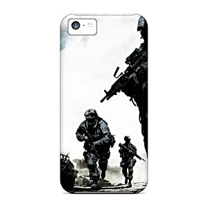 Premium HTDRaiv4941NhYlN Case With Scratch-resistant/ Battlefield Bad Company 2 Onslaught Case Cover For Iphone 5c