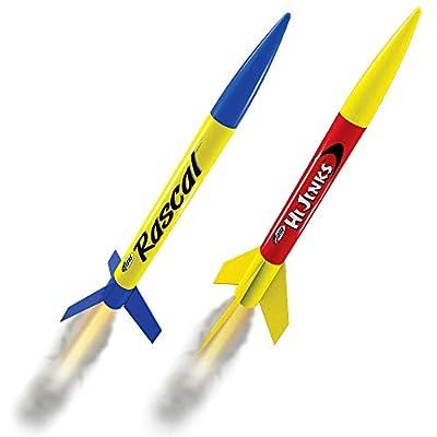 Estes Rascal/HiJinks Launch Set: Toys & Games