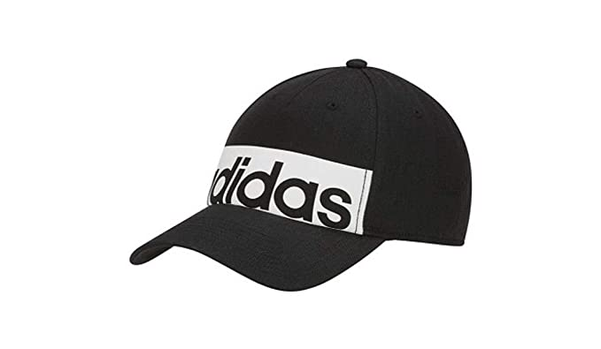 d98e51f8559 Image Unavailable. Image not available for. Color  adidas S98157 Classic  Five-Panel Linear Cap